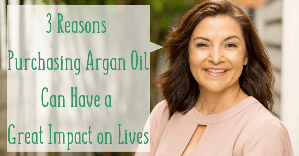 argan oil and hair bulk