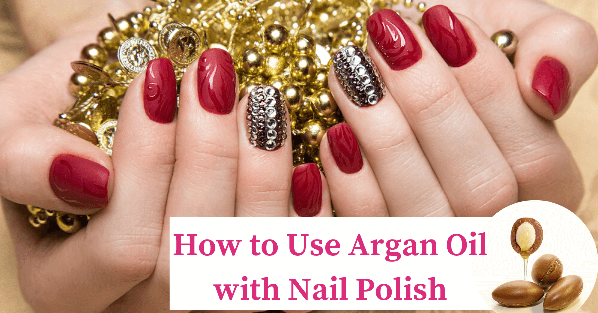 argan oil for nail specialists